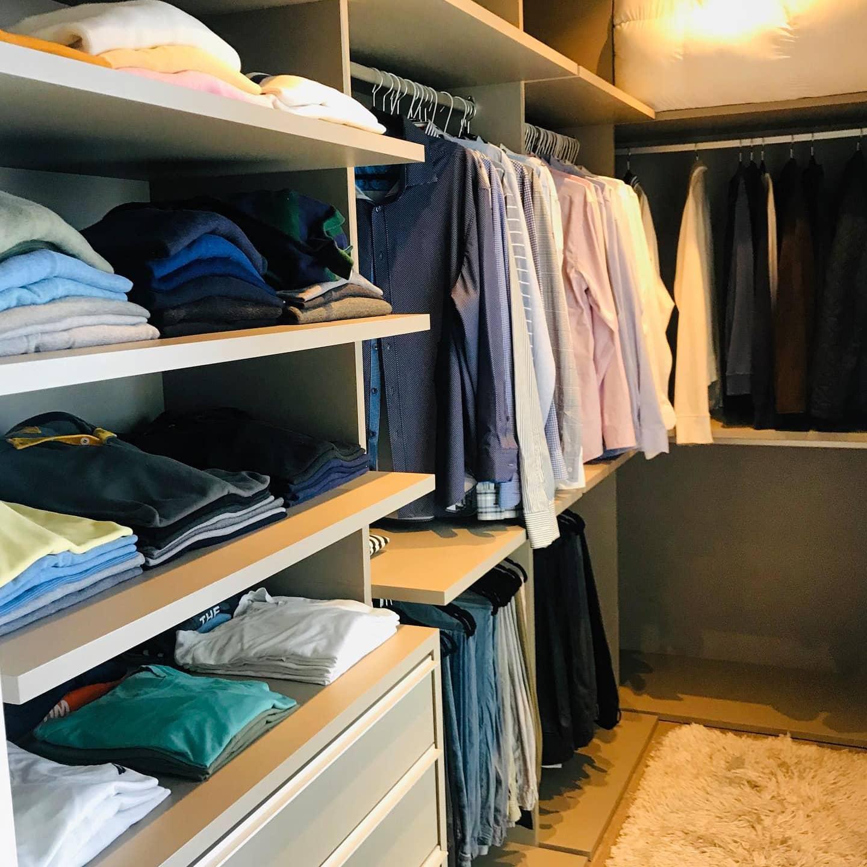 Vantagens de Ter Um Closet